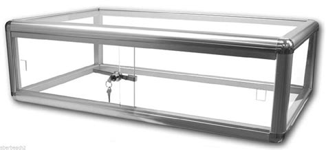 Countertop Showcase by Silver Glass Countertop Display Store Fixture