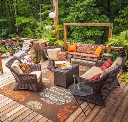 30 patio design ideas for your backyard worthminer 30 ideas to dress up your deck midwest living