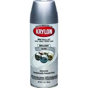krylon metallic spray paint ebay