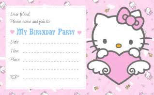 free printable hello invitation birthday free printables template