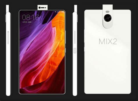 xiaomi mi mix 2 xiaomi mi mix 2 to come with 93 percent screen to body