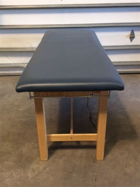 used treatment tables for sale used clinton model 100 27 flat top line treatment