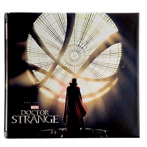 marvels doctor strange the 0785198202 marvel s doctor strange the art of the movie import it all