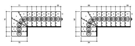 misure scale per interni scala per interni uni maxi 75 u