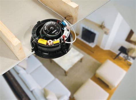 Ceiling Speaker Location by Five Room Friendly Ways To Add Surround Sound Speakers