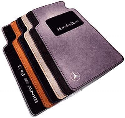 Mercedes Car Mat by C Class Accessories