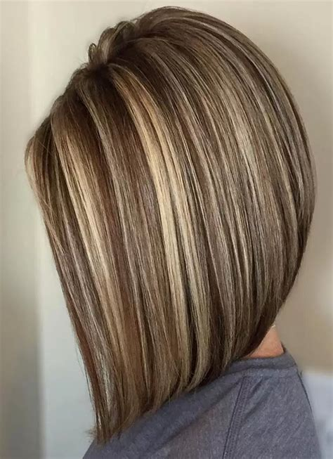 medium length hairstyles with lowlights golden brown hair color ideas for medium length hairstyles