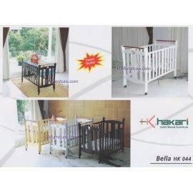 Baby Box Kayu Box Kayu Bayi Termasuk Kelambu baby box ranjang tempat tidur bayi klikfurniture