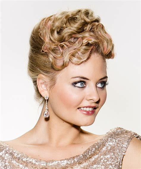 peinados a la moda elegantes peinados de fiesta para ninas 2013 la moda en tu cabello peinados elegantes updos para