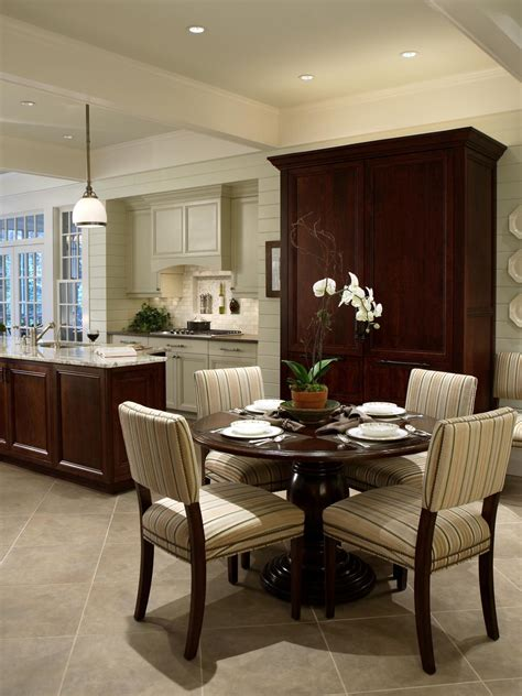 Designer Kitchen Table Wood Kitchen Table Designs Pictures Ideas From Hgtv Hgtv