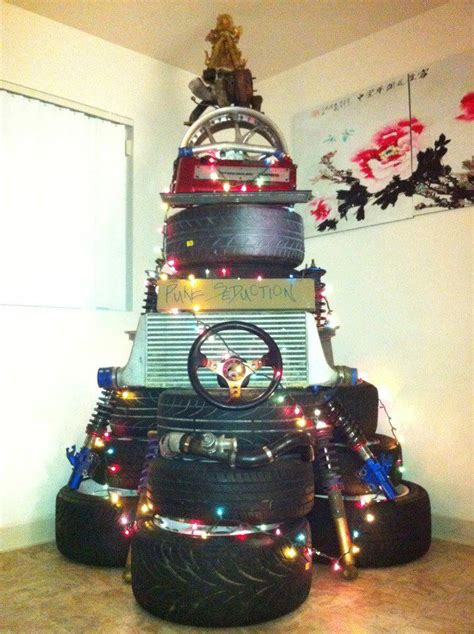 submit your car themed christmas tree to win a secret