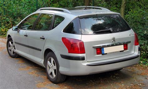peugeot 408 wagon fichier peugeot 407 sw rear 20090920 jpg wikip 233 dia
