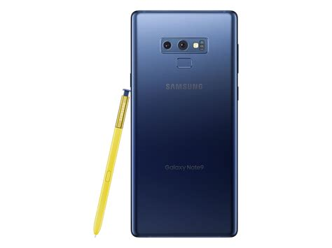 samsung note samsung galaxy note9 128 gb unlocked blue samsung us