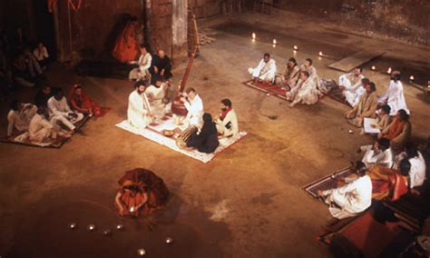 peter brook mahabharata film andrew todd explores peter brook s relationship with the