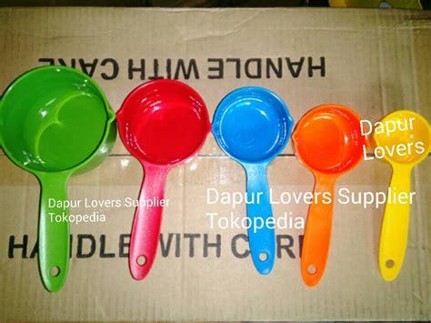 Cup Ukur Sendok Ukur Set jual cup set for baking sendok takar sendok ukur
