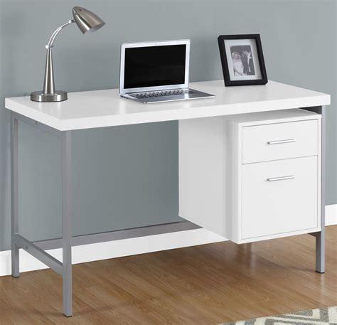 48 computer desk 7149 white 48 quot computer desk from monarch coleman furniture