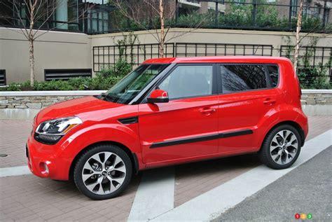 Kia Soul Luxury Model 2013 Kia Soul 4u Luxury Car News Auto123