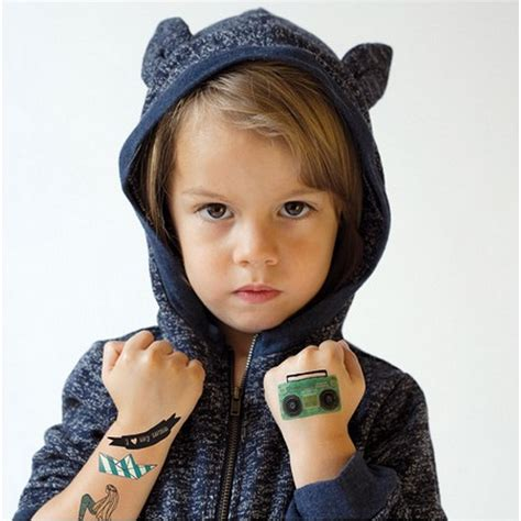 how to remove childs tattoo great temporary idea for going to fairs zoos or