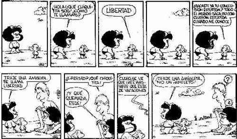 historietas de mafalda sobre la libertad buscar con google im 225 genes filosof 237 a