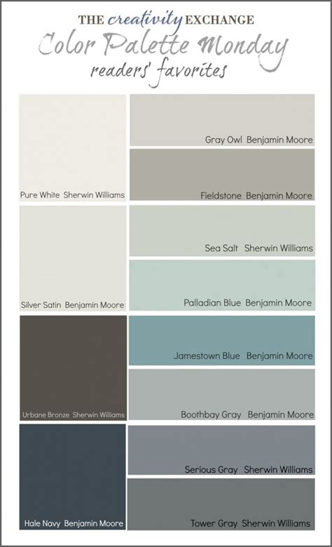2nd annual reader favorite paint color poll
