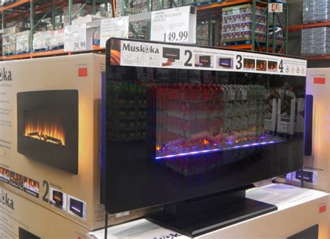 Gas Fireplace Costco by Costco Gas Fireplace Interesting Costco Fireplace Doors