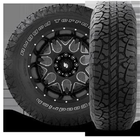 Rugged Terrain Ta by Tundra A T And M T Tire Options Lets Hear Your Reviews