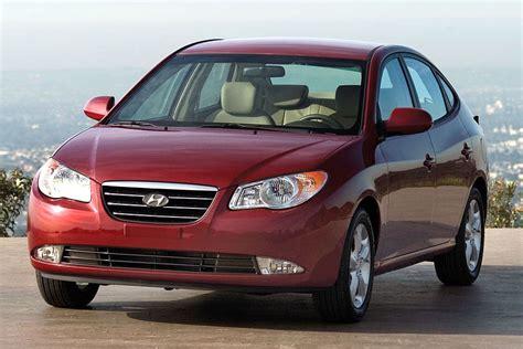 2007 hyundai elantra reviews specs and prices cars