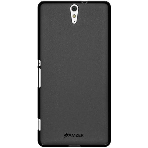 Backdor Sony Xperia C5 Original Standar amzer pudding for sony xperia c5 ultra black amz97920 b h