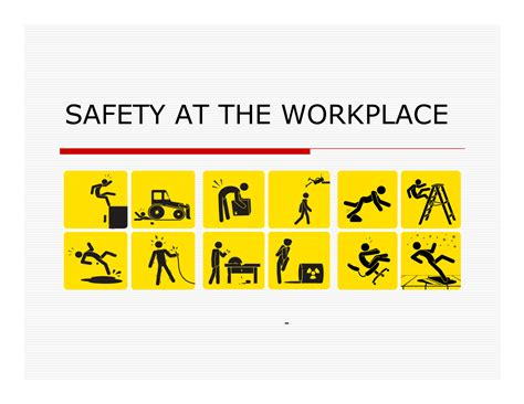 Occupational Hazard by Safety In The Workplace Is A Right Not A Privilege