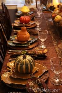 Thanksgiving Setting Creative Juices Decor Rustic Thanksgiving Table Settings