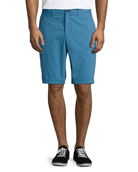 Kemeja Original Quiksilver Stripe 04 original penguin striped leg shorts in blue for