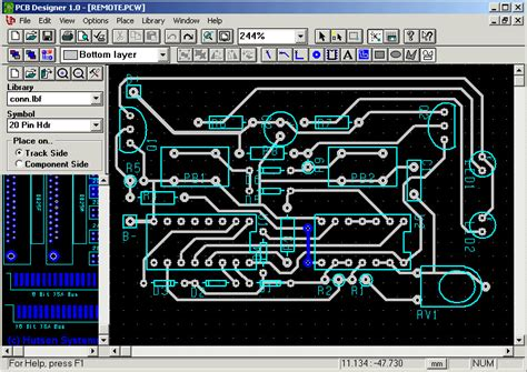 pcb layout software free download full version full version software pcb designer