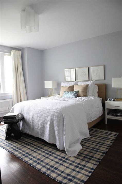 silver paint for bedroom west elm nailhead upholstered bed transitional bedroom