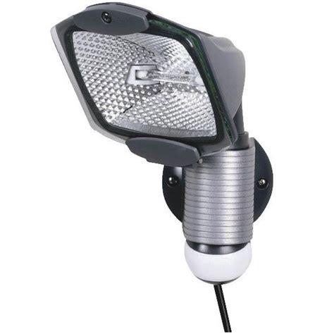 halogen motion sensor light 100w motion flood light