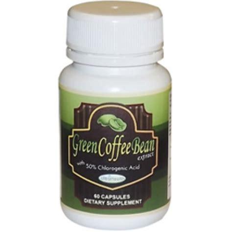 Green Coffee Extract green coffee bean extract