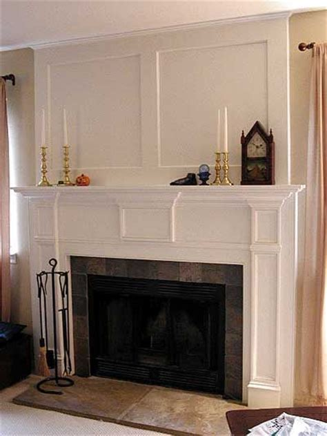 How To Remove A Fireplace Mantel by Fireplace Reno Idea Remove And Add New Surround