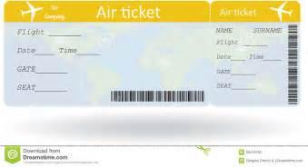 pin boarding pass sample on pinterest