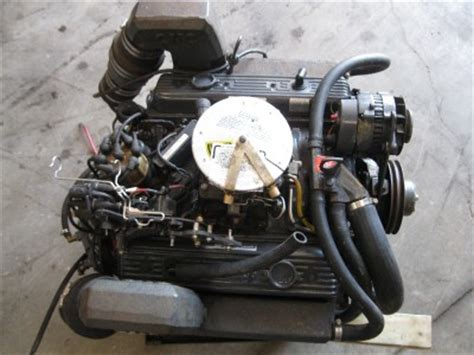 cobra boat engines cobra 5 0 l v8 omc motor engine boat marine complete