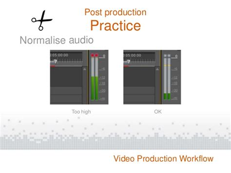 post production workflow lecture 9 production workflow