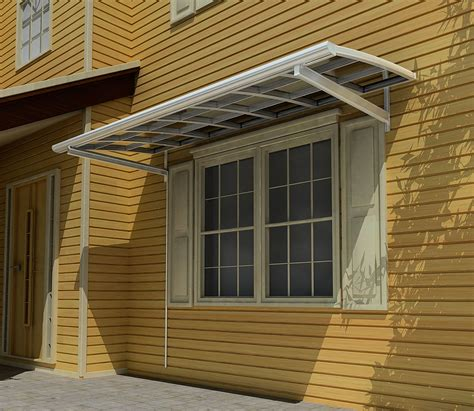 canopy or awning titan series door or window canopy