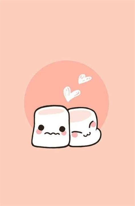 imagenes kawaii wallpaper kawaii i love marshmallow wallpaper fotos chidas