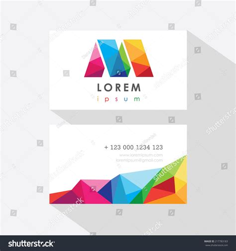 Business Cards Template On Canva Low Res by Business Card Templates Isolated On Light Background