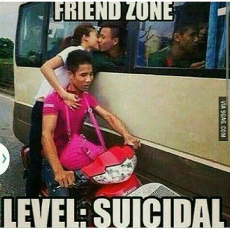 Friendzone Meme - friend zone level suicidal