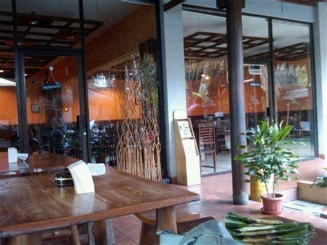 tata ruang tempat makan parahyangan consulate ppka