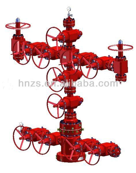 oil field christmas tree on sale low price x mas tree
