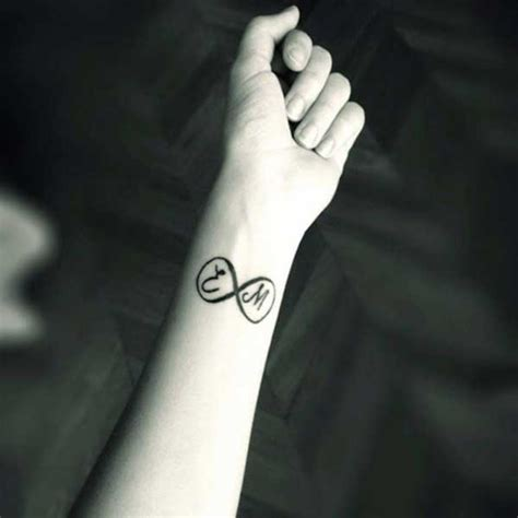 letter wrist tattoo letter m designs and meanings me now