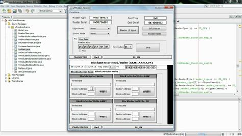Get Squarespace Card Template Source Code by Rfid Nfc And Mifare Programming Java Windows Source