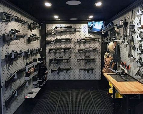 top 100 best gun rooms the firearm blogthe firearm