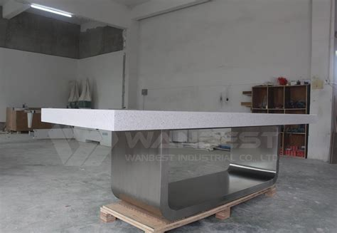 Corian Top Supplier Modern Conference Table Meeting Desk