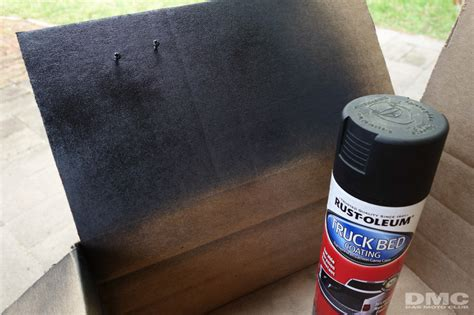 rustoleum bed liner spray texasvanagons vanagon kick plate overhaul